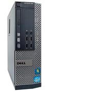 Refurbished Dell Optiplex 990 SFF Desktop Core i5 3.1Ghz 8GB RAM 1TB Hard Drive  Windows 10 Pro