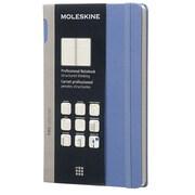 Moleskine, Professional Notebook, Large, Ruled, Lavender Violet (891331)