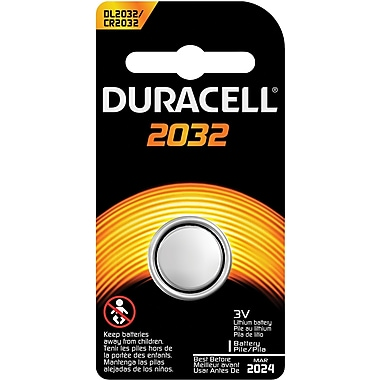 Duracell DL2032 3.0-Volt Lithium Battery