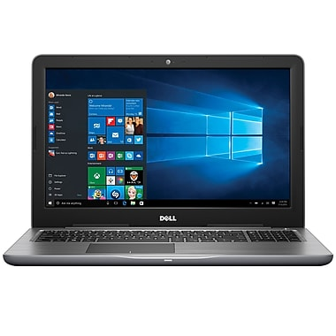 new dell inspiron 15 i5565 0020gry 15 6 laptop amd a9 9400 8gb ram 1tb hdd ebay. Black Bedroom Furniture Sets. Home Design Ideas