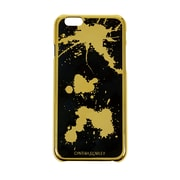 Cynthia Rowley, Slim Snap On Shield Case, iPhone 6/6s, Black and Gold (CR-ST-6P1008BD)