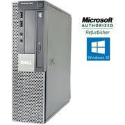 Refurbished Dell Optiplex 980 SFF Desktop Intel Core i5 3.2Ghz 4GB RAM 500GB HDD Windows 10 Home