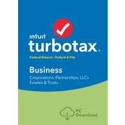 TurboTax Business 2016 for Windows (1 User) [Download]
