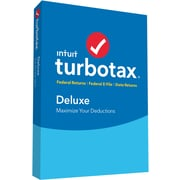TurboTax Deluxe + State 2016 for Windows/Mac (1 User) [Boxed]