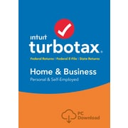 TurboTax Home & Business 2016 for Windows (1 User) [Download]