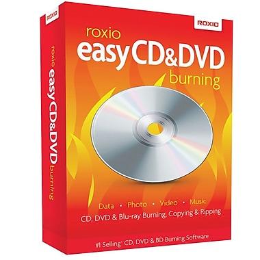 Roxio Easy CD & DVD Burning for Windows (1 User) [Boxed]