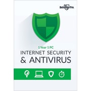Bling Defender Pro Internet Security & Antivirus 1YR 1 PC for Windows (1 User) [Download]