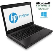 Refurbished 14in HP Probook 6470B Laptop Intel Core i5 2.6Ghz 16GB RAM 750GB HDD Windows 10 Pro