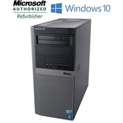 Refurbished Dell OptiPlex 980 Tower Intel Core i5 3.2Ghz 8GB RAM 1TB Hard Drive Windows 10 Pro