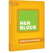 H&R Block 16 Basic for Windows/Mac
