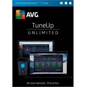 AVG TuneUp 2017, Unlimited 1 Year for Windows (1-1000 Users) [Download]