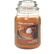 Yankee Candle® American Home™ Ginger Pumpkin Pie, Large Jar