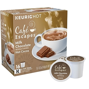 Cafe Escapes Hot Cocoa Review