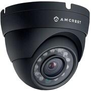 Amcrest ProHD Outdoor 1080P POE Dome IP Security Camera - IP67 Weatherproof, 1080P (1920 TVL), White