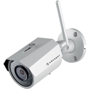 Amcrest ProHD Outdoor 3-Megapixel (2304 x 1296P) WiFi Wireless IP Security Bullet Camera -3MP (1080P/1296P), White