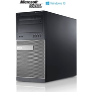 Refurbished Dell OptiPlex 790 Tower Intel Core i5 3.1Ghz 8GB RAM 1TB Hard Drive Windows 10 Pro