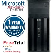Refurbished HP Compaq 6200 Pro Tower Intel Core i3  3.1Ghz  8GB RAM  2TB Hard Drive Windows 10 Pro