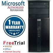Refurbished HP Compaq 6300 Pro Tower Intel Core i5  3.2Ghz  4GB RAM  250GB Hard Drive Windows 10 Pro