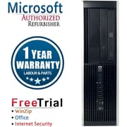 Refurbished HP Compaq 6300 Pro SFF Intel Core i5  3.2Ghz  16GB RAM  2TB Hard Drive Windows 10 Pro