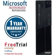 Refurbished Lenovo ThinkCentre M92P SFF Intel Core i3  3.3Ghz  16GB RAM  2TB Hard Drive Windows 10 Pro
