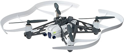 Parrot Mars Airborne Cargo Minidrone (White with Gray Rotors) 2107222