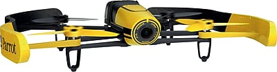 Parrot BeBop Drone Quadcopter with 14 Megapixel Flight Camera (Yellow)