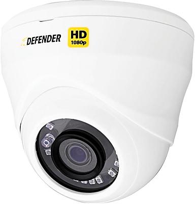 Defender HD 1080p Indoor Outdoor Long Range Night Vision Dome Security Camera