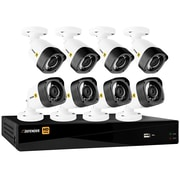 Defender HD 1080p 16 Channel 2TB DVR Security System and 8 Bullet Cameras with Web and Mobile Viewing