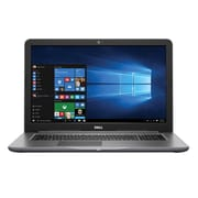 "Dell Inspiron i5765-1317GRY Laptop [17.3"", 7th Generation AMDA9-9400, 8GB RAM, 1TB HDD, Gray]"