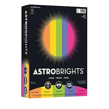 ASTROBRIGHTS Color Paper, 8 1/2