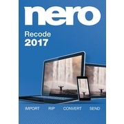 Nero Recode 2017 for Windows (1 User) [Download]