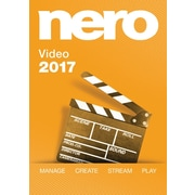 Nero 2017 Video for Windows (1 User) [Download]