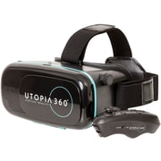 Retrak Utopia Virtual Reality Headset with Bluetooth Remote