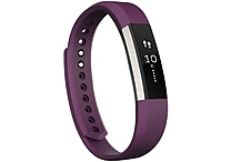 Fitbit Alta Activity Wristband, Large, Plum