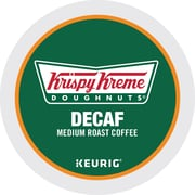 Krispy Kreme Doughnuts® Decaf K-Cup® Pods Coffee Pods, 24/Ct