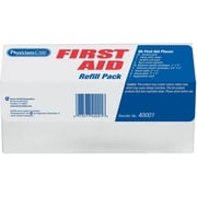 First Aid Only® Basic First Aid Refill Kit, 25 Person, 96 Pieces (40001)