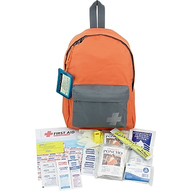 First Aid Only® Emergency Preparedness First Aid Backpack 3 Day XL (90001)