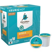 Caribou® Daybreak Morning Blend, Regular Keurig® K-Cup® Pods, 18 Count