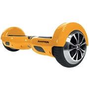 T1 Gold Scooter and Hoverboard