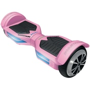 T1 Pink Scooter and Hoverboard