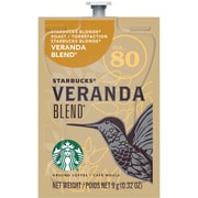 Starbucks® Veranda Blend® Ground Coffee, .32 Oz., 80/Box