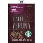 Starbucks® Caffe Verona® Ground Coffee, .32 Oz., 80/CT