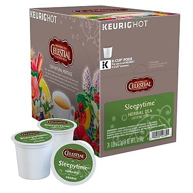 Keurig® K-Cup® Celestial Seasonings® Sleepytime Herbal Tea, 24/Pack