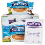 Swiss Miss® Hot Cocoa Mix, No Sugar Added, .55 oz., 24 Packets
