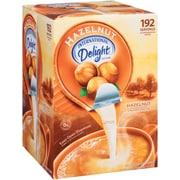 International Delight Hazelnut Creamer, 192/Ct
