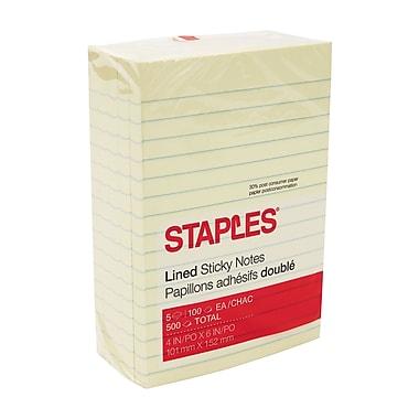 Staples 4