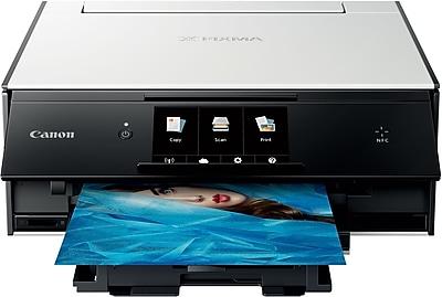Canon PIXMA TS9020 Wireless Inkjet All In One Printer White