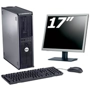 Refurbished Dell Optiplex 780 SFF BUNDLED with 19in LCD Monitor Intel Core 2 Duo 3.0Ghz 4GB RAM 250GB HDD Windows 10 Home