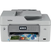 Brother MFC-J6535DW XL Wireless Color Inkjet All-In-One Printer with up to 2 Years of Ink (20 INKvestment cartridges included)