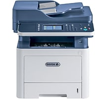 Xerox Phaser 3335 Wireless Monochrome Laser All-in-One Printer with Duplex (White)